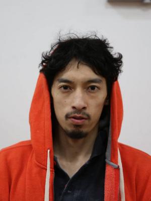 UP Athleteサポートクライマー竹内俊明