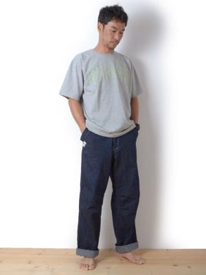 身長178cm(65kg)サイズL着用(最適サイズ)*一度洗濯後のもの