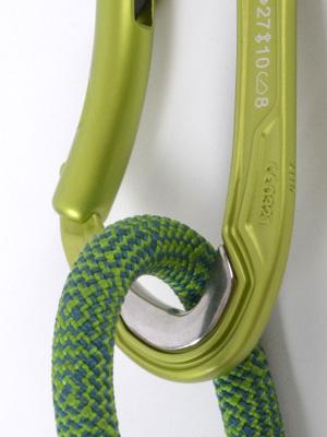 ロープの摩耗、痛みを低減!