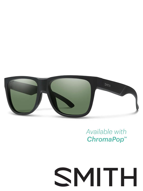 MatteBlack/レンズPolarized Gray Green