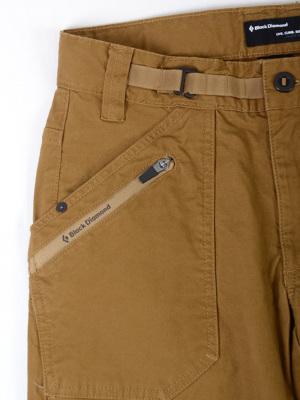 ジッパー付きポケットが追加