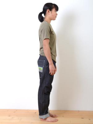 身長156cm(49kg)XS着用